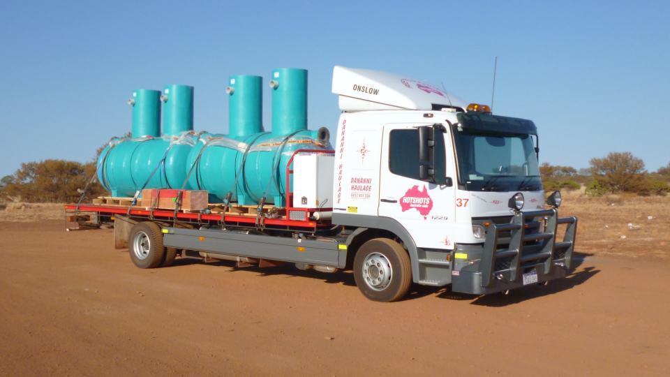 Dananni Hotshots 5-tonne trucks