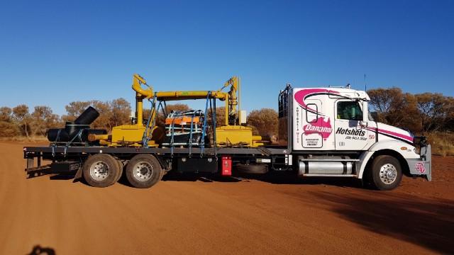 Dananni Hotshots 12-tonne trucks