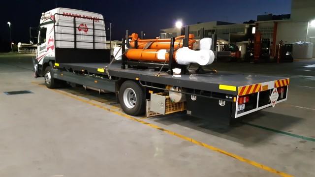 Dananni Hotshots 8-tonne trucks